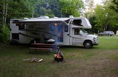 RV Camping photo