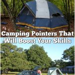 Camping Pointers That Will Boost Your Skills
