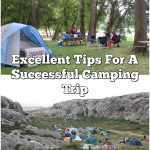 Excellent Tips For A Successful Camping Trip