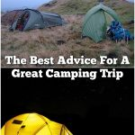 The Best Advice For A Great Camping Trip